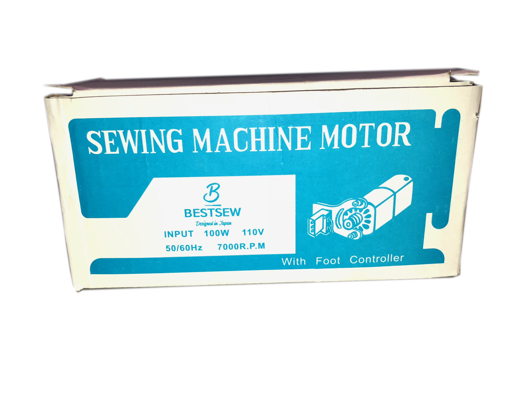 Domestic HOME SEWING MACHINE MOTOR /& PEDAL SINGER HA1 15 66 99K